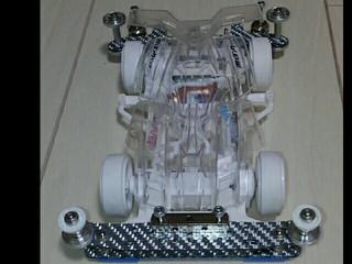 ライジングトリガーX(白銀ver.)